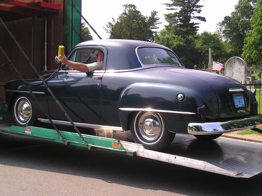 1952 Plymouth 2 Door Coupe
