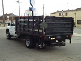 2013 GMC 3500 Stake Bed 4WD Pickup