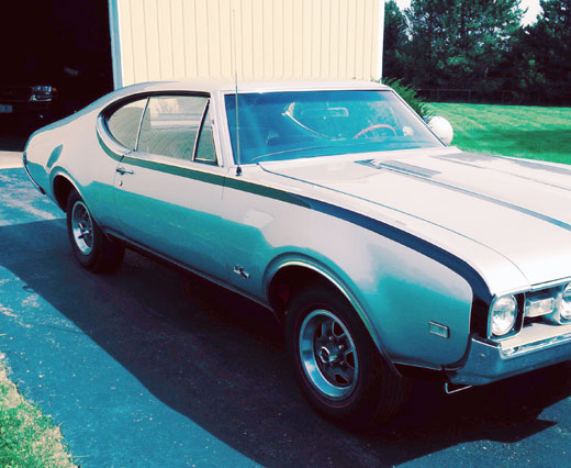 1968 Hurst Olds | Cars On Line com | Classic Cars For Sale