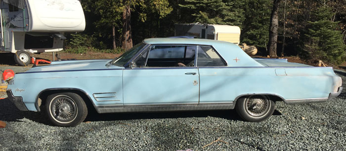1964 Oldsmobile Starfire | Cars On Line com | Classic Cars