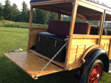 1931 Ford Woody Wagon