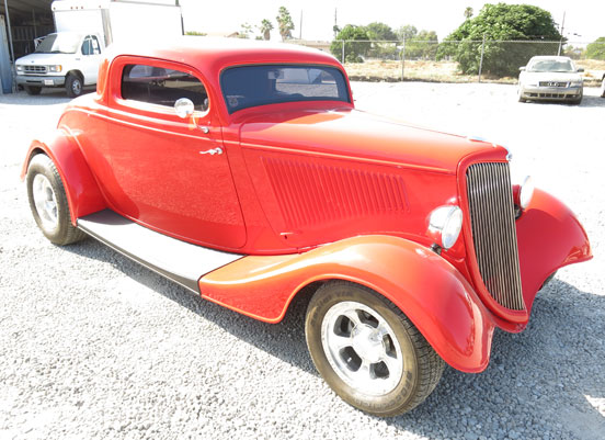 1934 ford 2 door coupe for 1934 ford two door sedan
