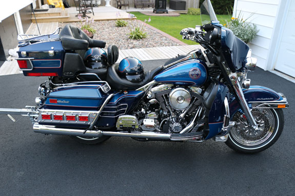 1992 Harley Electra Glide Ultra Classic