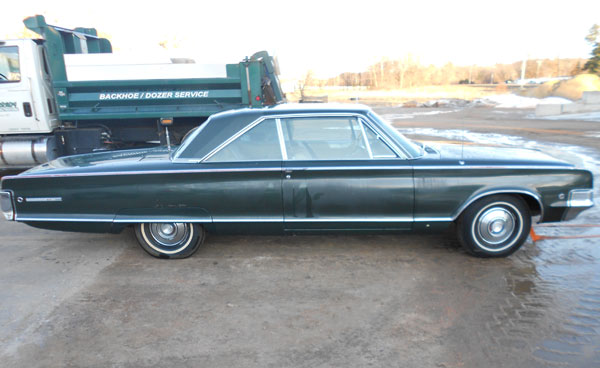 1965 Chrysler  300L Hardtop