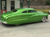 1949 Mercury Custom Lead Sled