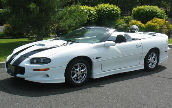 2002 Camaro Rs Z28 Convertible