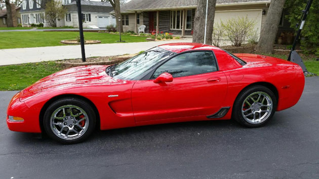 see more for sale in low miles sports cars chevrolets corvettes. Black Bedroom Furniture Sets. Home Design Ideas