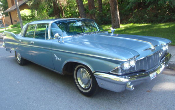 1960 Chrysler Imperial Custom