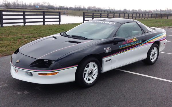 1993 Camaro Z 28 Indy Pace Car
