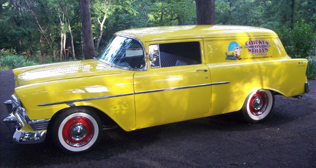 1956 Chevy 150 Sedan Delivery