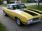 1970 Oldsmobile 442 Sport Coupe