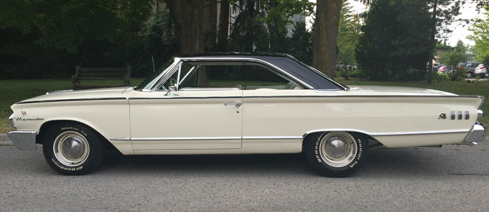 1963 Mercury Marauder For Sale