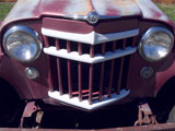 1956 Willys Jeep Pickup