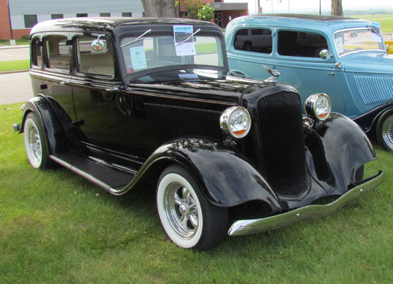 1933 Plymouth Custom Hotrod