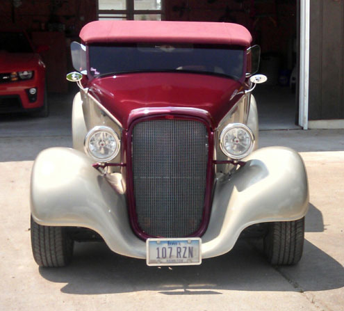 1935 Chevy Roadster | Cars On Line com | Classic Cars For Sale