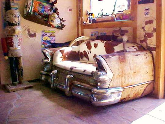 1955 Buick Couch Custom Classic