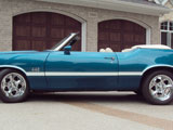 1972 Olds Cutlass Supreme Convertible