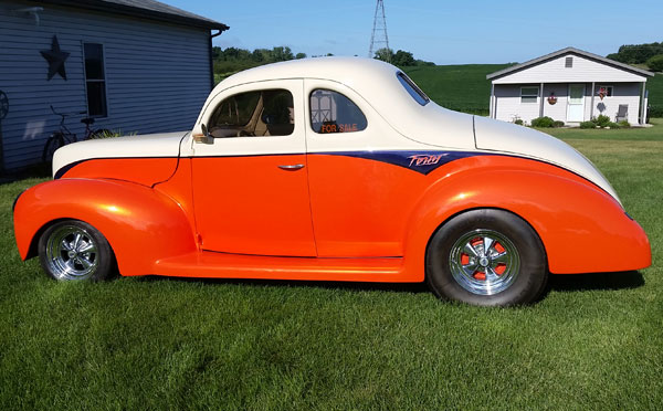 1940 Ford Coupe | Cars On Line com | Classic Cars For Sale