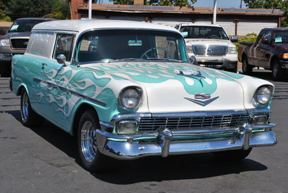 1956 Chevy Sedan Delivery