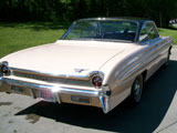 1961 Oldsmobile  Super 88 Holiday Coupe
