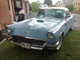 1957 Ford Thunderbird 2 Door
