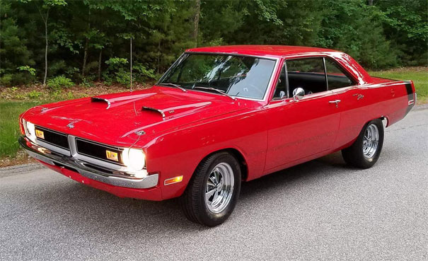 70 Dodge dart swinger