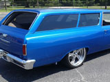 1965 Chevelle 2-dr  Wagon