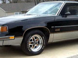 1987 Olds 442 Cutlass