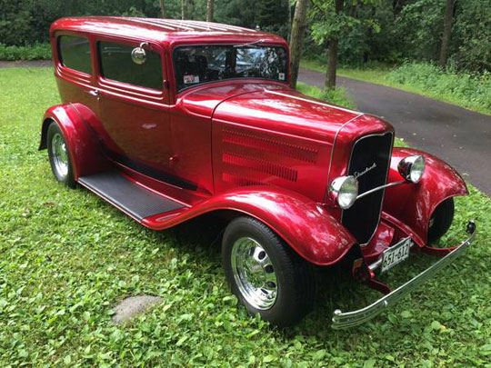 1932 ford sedan 2 door model b for 1932 ford four door