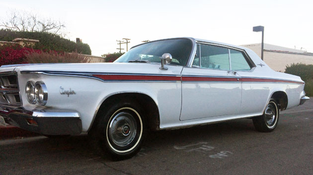 1964 Chrysler 300 Coupe