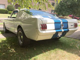 1965 Shelby GT350 Fastback Clone