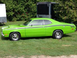 1972 Plymouth  Valiant Duster