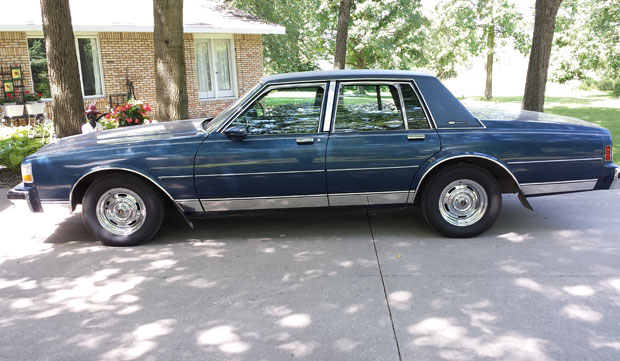 1988 Chevy Caprice Classic Brougham | Cars On Line com