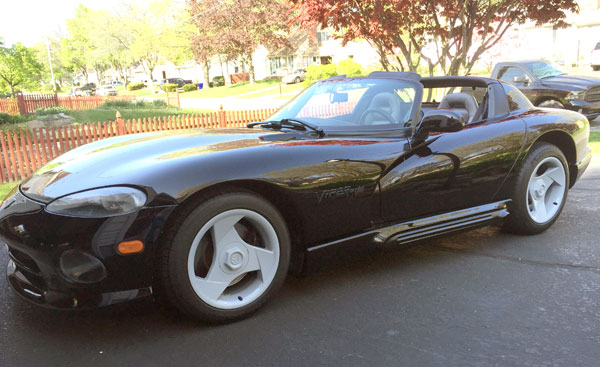 1994 Dodge Viper RT/10 Convertible