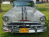 1953 Pontiac Chieftan Deluxe Sedan
