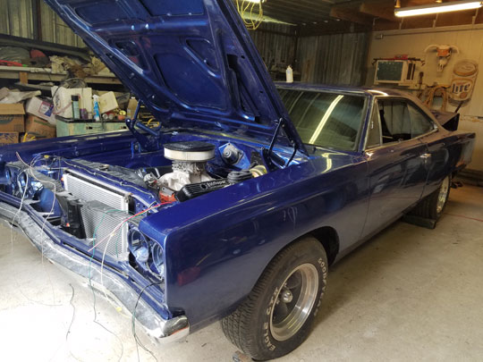 1969 Plymouth  Road Runner Clone