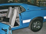 1969 Shelby GT-500 Fastback