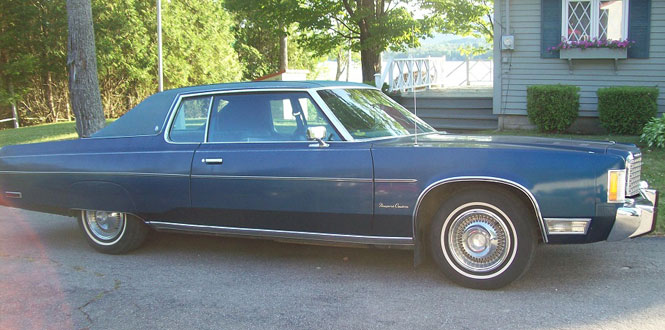 1975 Chrysler Newport Custom