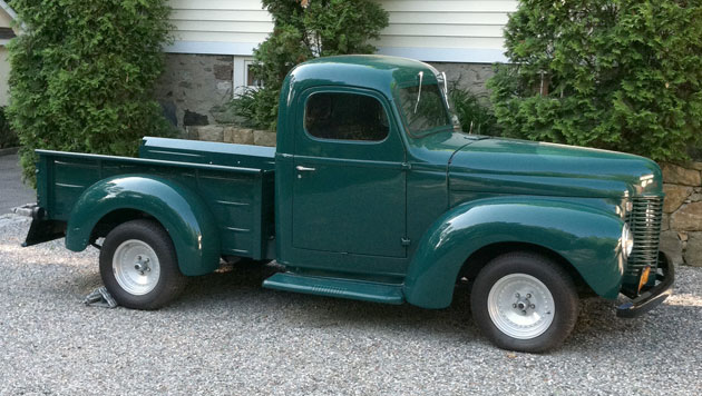 1946 International KB1 Pickup