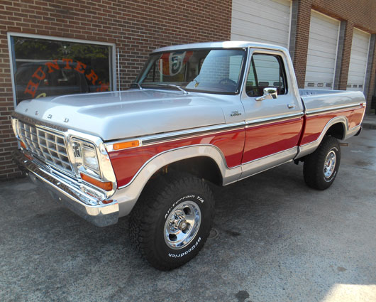 1979 Ford Truck Parts Wanted By Owner Sale Autos Post