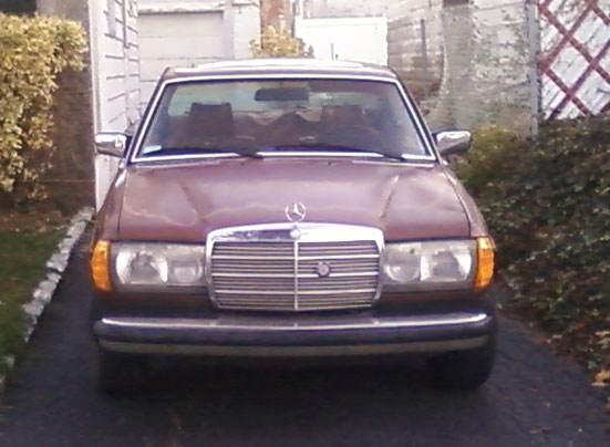 1979 Mercedes 300CD Coupe
