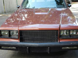 1987 Buick  Turbo Regal T-Type