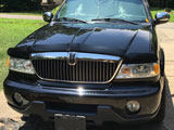 2002 Lincoln Blackwood Crew Cab Truck