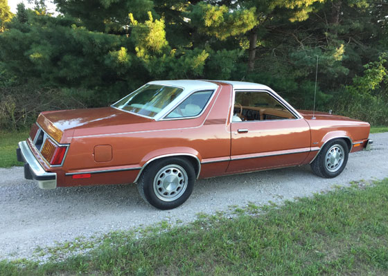 1979 ford fairmont futura for For sale on line