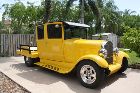 1929 Ford Model A Truck Pro Street