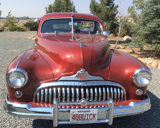 1948 Buick Super 50 Series