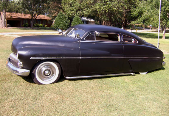 1950 Mercury Monterey 2 Door