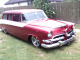 1956 Dodge Suburban Wagon