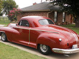 1946 Chrysler Windsor 3-W Business Coupe