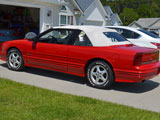 1994 Olds Supreme Convertible
